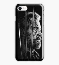 Logan Faded Bust iPhone Case/Skin
