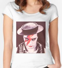 Buster Stardust Women's Fitted Scoop T-Shirt