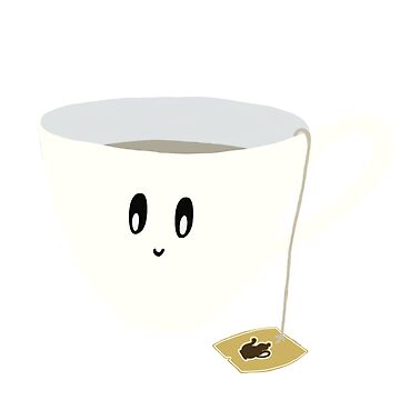 Happy Tea Cup by art-by-let