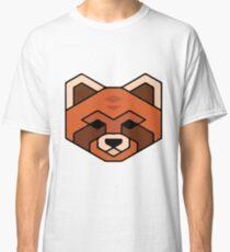 Minimal Red Panda Classic T-Shirt