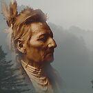 PioPio-Maksmaks - Walla Walla - American Indian by DanKeller