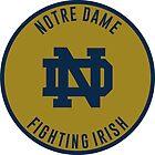 University of Notre Dame - Fighting Irish by Pop 25