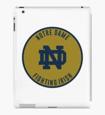 University of Notre Dame - Fighting Irish iPad Case/Skin