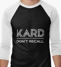 KARD DON'T RECALL WHITE T-Shirt