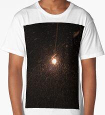 Light in a Snowstorm Long T-Shirt