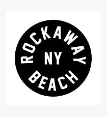 Rockaway Beach NY Photographic Print