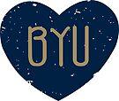 Brigham Young Universität <3 von its-anna