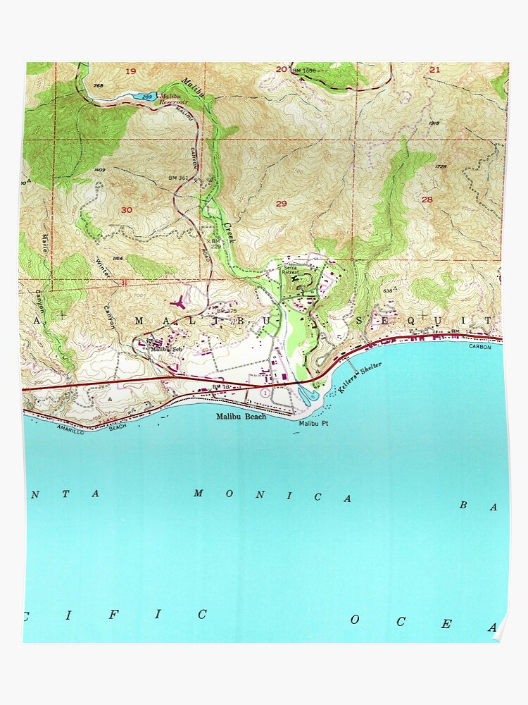 Vintage Map of Malibu California (1950) | Poster on pennsylvania beaches map, southern ca beaches map, charleston beaches map, louisiana beaches map, oceanside beaches map, mississippi beaches map, atlanta beaches map, monterey beaches map, maine beaches map, california beaches map, seattle beaches map, boston beaches map, half moon bay beaches map, delaware beaches map, orlando beaches map, houston beaches map, los angeles beaches map, ventura beaches map, pensacola beaches map, hawaii beaches map,