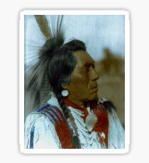 Rabbit Head - Hidatsa - American Indian Sticker