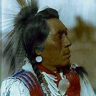Rabbit Head - Hidatsa - American Indian by DanKeller