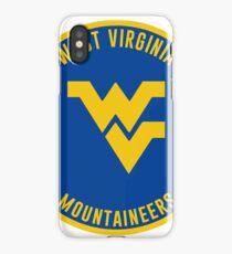 West Virginia University - Mountaineers iPhone Case/Skin