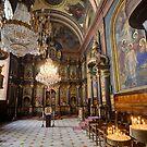 Griechenkirche Zur Heiligen Dreifaltigkeit, Vienna Austria by Mythos57