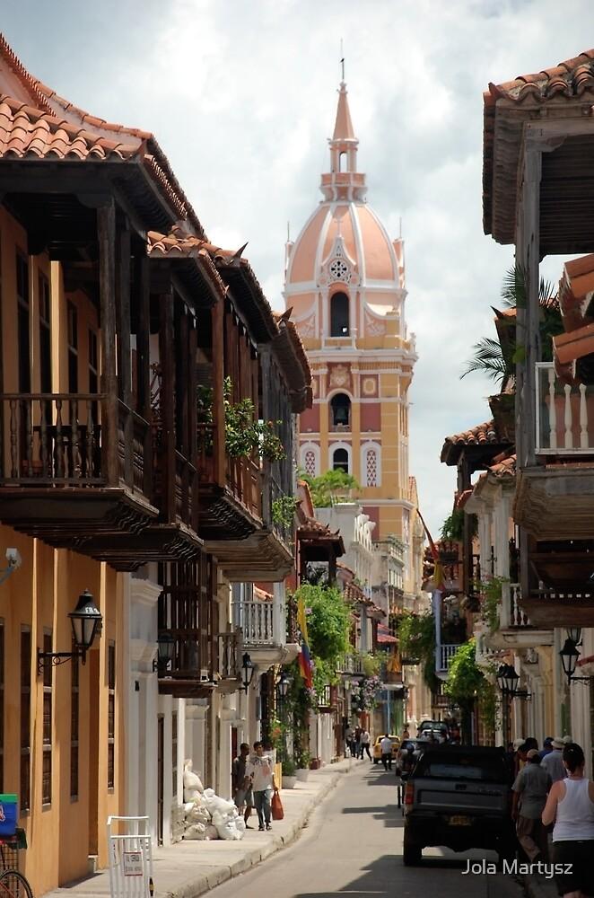 Cartagena by Jola Martysz