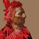 Walla Walla American Indian & Red Sumac by DanKeller
