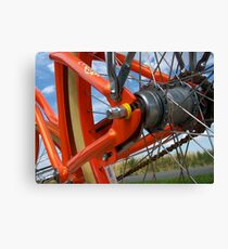 Felt Cruiser Canvas Print