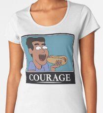 Courage Women's Premium T-Shirt