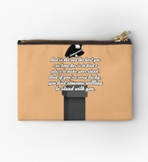 Kate Beckett stand with you Studio Pouch