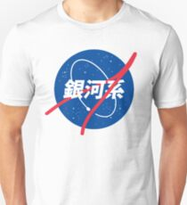 NASA chinese logo T-Shirt
