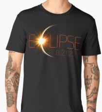 Solar Eclipse, Total Eclipse, Eclipse August 2017  Men's Premium T-Shirt
