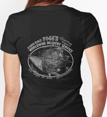 Phileas Fogg's Remarkably Expedient Delivery Service T-Shirt