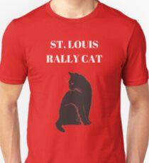 St. Louis Cardinals Rally Cat T-Shirt