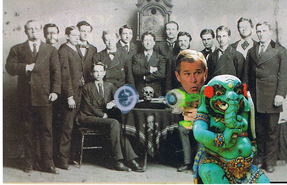 Cults (Skull'n'Bones) by atomikboy