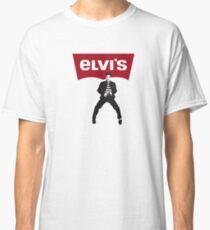 Denim Elvis Presley Levis rockabilly vintage rock´n roll jeans Classic T-Shirt