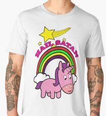 Hail Satan - Cute Men's Premium T-Shirt