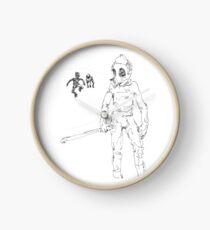 Simplefader-Character17 Clock