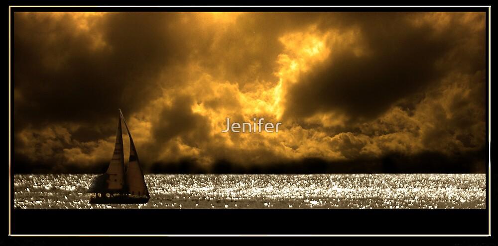 Sail Away by Jenifer