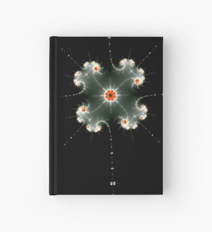 Black Rose Hardcover Journal