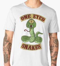 One Eyed Snakes Men's Premium T-Shirt
