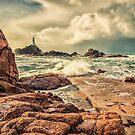 Corbiere Storm by Alan Pryor by jerseygallery