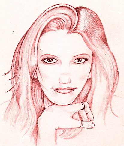 ~ A Portrait of Lady K. ~ by Sean Phelan