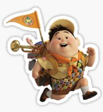 Russell from Up Sticker