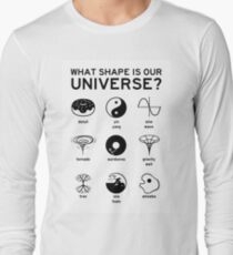 What Shape is Our Universe? T-Shirt