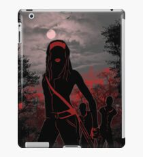 survival instinct iPad Case/Skin