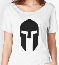 Sparta Helmet - Corinthian Type Women's Relaxed Fit T-Shirt
