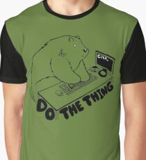 Do The Thing Graphic T-Shirt
