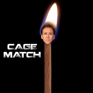 Cage Match by Wildster