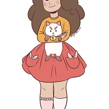 Bee and Puppycat by allicyndraws
