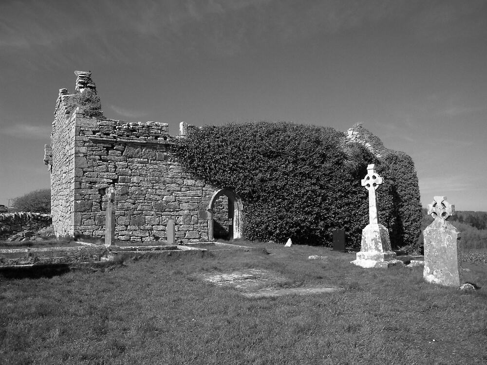 Carran church by John Quinn