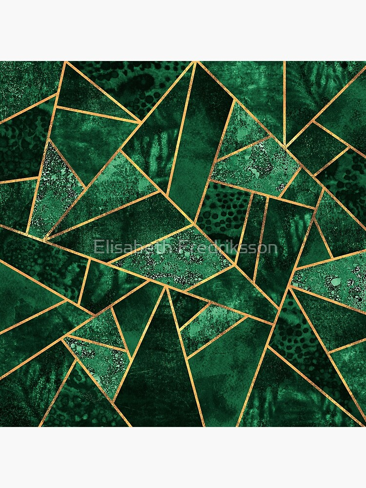 Deep Emerald by foto-ella