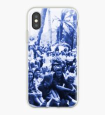 Vintage Santa Catalina Island Group Shot iPhone Case