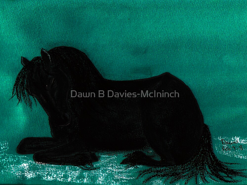Grace by Dawn B Davies-McIninch