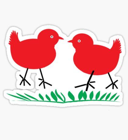 tweet tweet Sticker