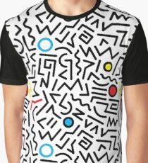 80's pattern no.1 Graphic T-Shirt