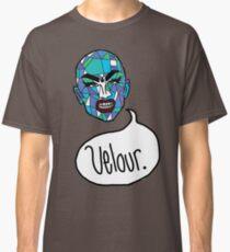 "Sasha Velour, RuPaul's Drag Race ""Velour"" Classic T-Shirt"