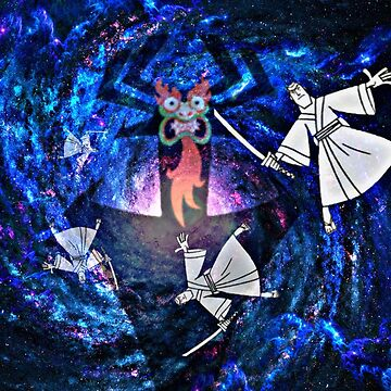 Samurai Jack  Lost In Space Time  by Willkill22