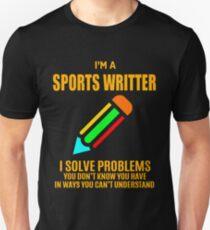 SPORTS WRITTER T-Shirt